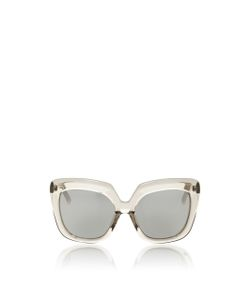 Linda Farrow   Lucite Sunglasses
