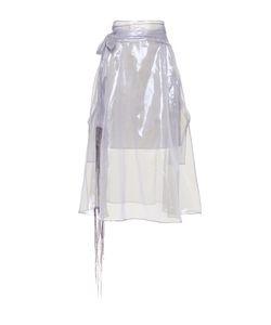Wanda Nylon | Tilly Sheer Knee Skirt