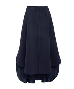 Alexis Mabille | Pleated A Line Skirt