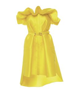 Alexis Mabille | Corolla Bustier Dress