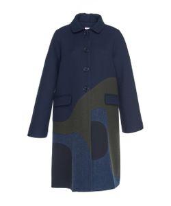 Dice Kayek | Long Sleeve Coat