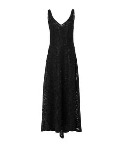Co | V-Neck Lace Dress