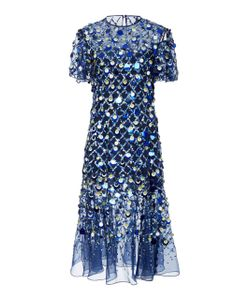 Prabal Gurung | Embroidered Paillette Dress