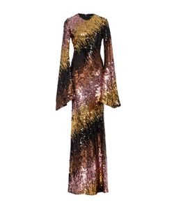 Christian Siriano | Ombre Sequin Embroidered Gown