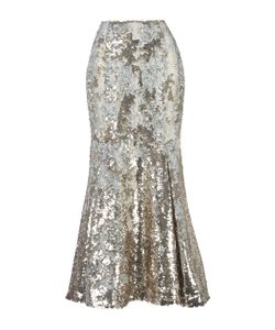Emilia Wickstead | Leroy Sequin Embroide Skirt