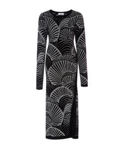 Rodebjer | Sachs Long Sleeve Printed Dress
