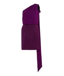 Jonathan Cohen | Draped Bow Mini Dress