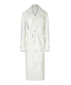 Strateas Carlucci | Oversized Meta Belted Trench