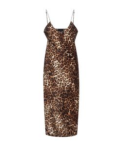 Nili Lotan | Short Leopard Cami Dress