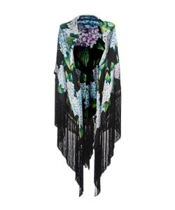 Dolce & Gabbana   Silk-Blend Kaftan