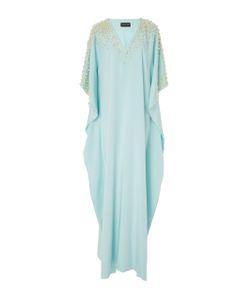 Christian Siriano | Pearl Embellished Caftan