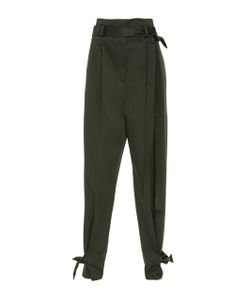 Rosetta Getty | Knotted High Rise Trousers