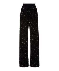 Prabal Gurung | Embroidered Pajama Pant