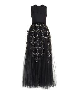 Huishan Zhang | Lillydrop Full Length Gown