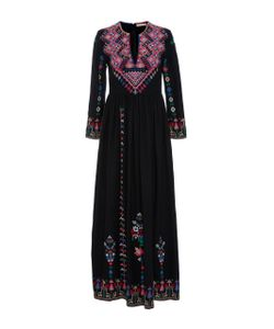 Ulla Johnson | Irina Embroidered Dress