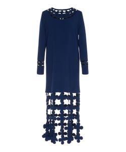 Huishan Zhang | Lillydrop Long Sleeve Dress