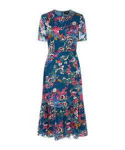 Saloni | Lorna Printed Dress