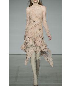 Zimmermann | Maples One Shoulder Dress