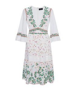 Saloni   June Embroide Cotton Dress