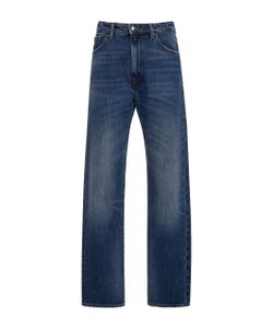 Seafarer   Dylan Mid Rise Straight Jeans