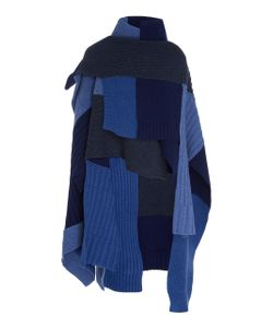 Burberry | Merino Wool And Cashmere-Blend Poncho