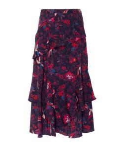 Tanya Taylor | Aurelia Ruffle Skirt