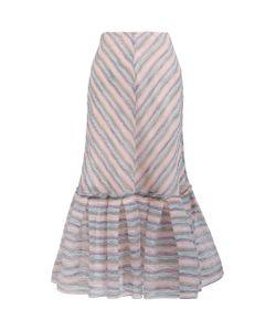 GINGER & SMART   Rosalie Ruffle Midi Skirt