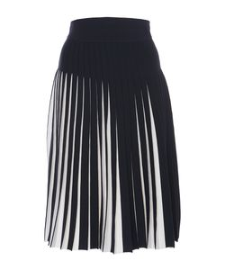 Orley | Midnight Tadanori Pleated Skirt