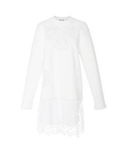 Alexis Mabille | Jersey Flutter Hem Dress