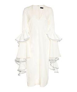 Ellery | Molotov Ruffle Sleeve Dress