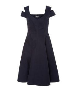 Paule Ka | Sleeveless Cold Shoulder Dress