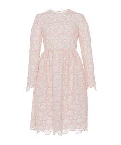 Huishan Zhang | Long Sleeved Lace Dress
