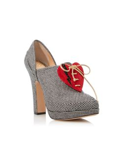 Charlotte Olympia | Leading Lady Bootie