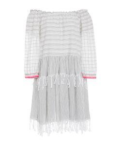 Lemlem | Anan Off-The-Shoulder Cotton-Blend Gauze Dress