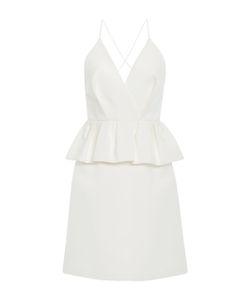 Delpozo   Peplum Mini Dress