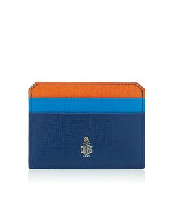 Mark Cross | Tricolor Leather Card Case