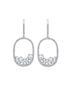 Susan Foster | Diamond Bubble Earrings