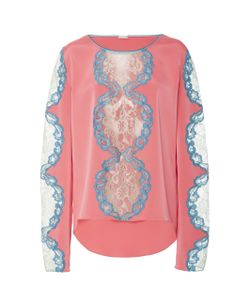 Alexis Mabille | Lace Detailed Blouse