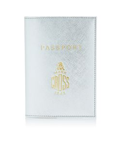 Mark Cross   Leather Passport Holder