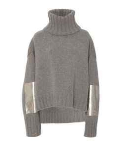 Sally Lapointe | Elbow Patch Pullover