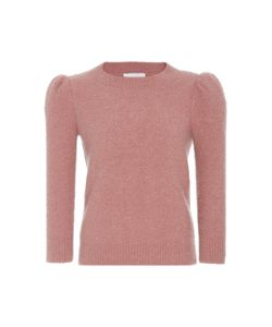 Co | Cashmere Crepe Knit Sweater