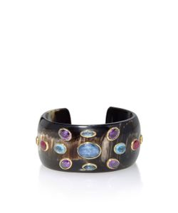 Ashley Pittman | Ovu Horn Stone Cuff