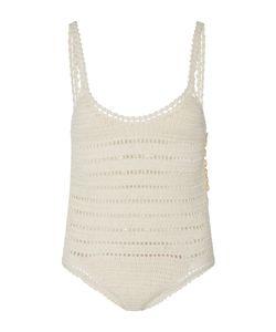 She Made Me | Sana Crochet Swimsuit