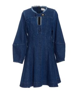 Tanya Taylor | Denim Cybil Dress