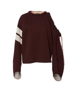 Hellessy | Patti Frill Shoulder Sweatshirt
