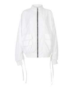 Strateas Carlucci | Orchis Veil Drawstring Bomber