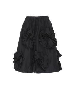 Paskal | Midi Skirt With Applique