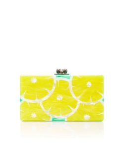 Edie Parker | Mo Exclusive Jean Slices Clutch