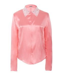 Alexis Mabille | Embellished Collar Blouse