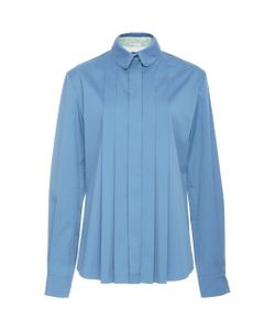 Alexis Mabille | Long Sleeve Pleated Shirt